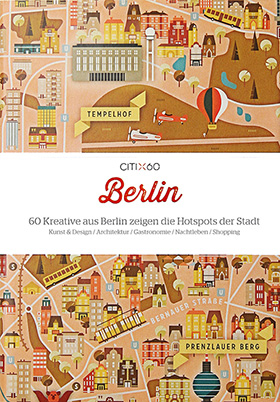 CITIx60: Berlin (German Edition)