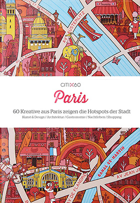 CITIx60:Paris (German edition)