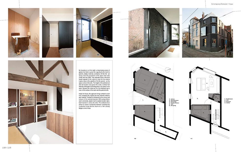 contemporary minimalist spaces gingko pressgingko press