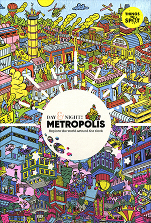 Day & Night: Metropolis