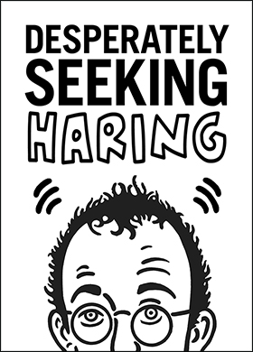 Desperately Seeking Haring