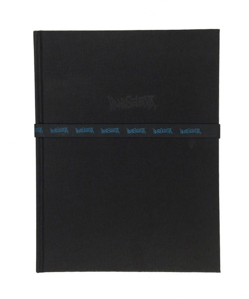 Handselecta Blackbook Journal