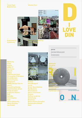 I Love DIN: I Love Type Series, vol 04