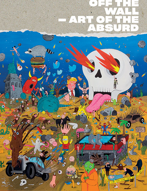 Off the Wall-Art of the Absurd