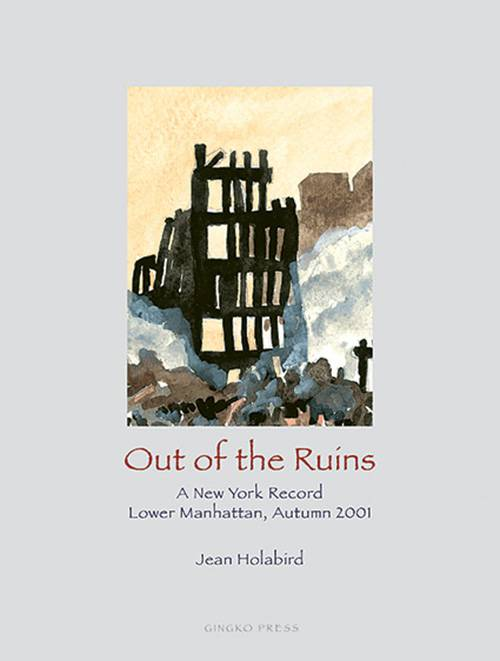 Out of the Ruins – A New York Record (hardcover)