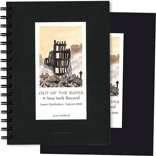 Out of the Ruins – A New York Record (softcover)