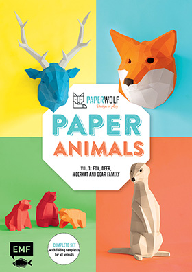 Paper Animals-Volume 1