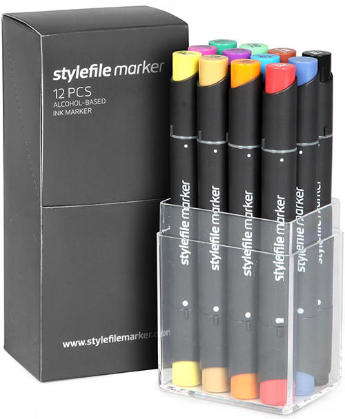 Stylefile Marker – Main Set A