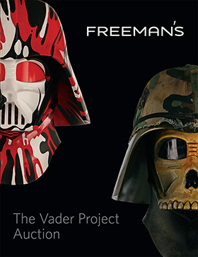 The Vader Project Auction Catalog