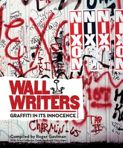 Wall Writers book cover