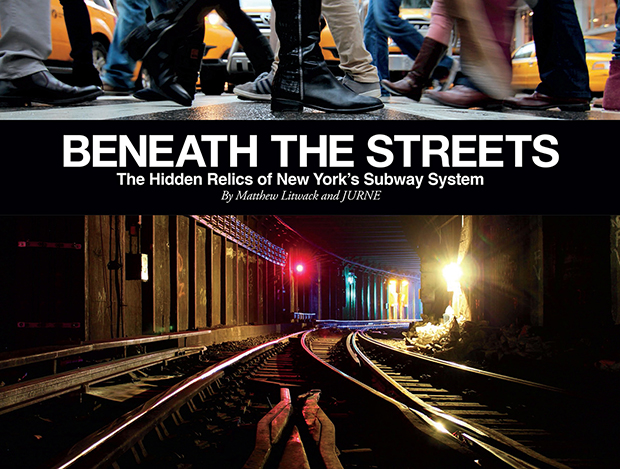 Beneath the Streets Cover blog