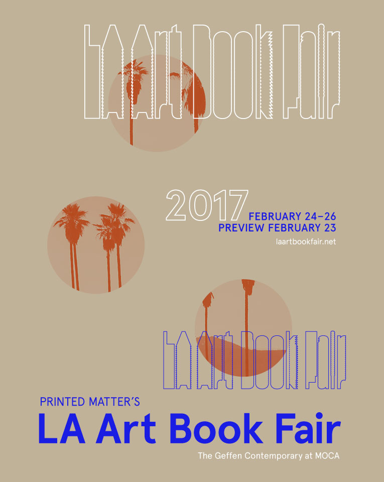LA Art Book Fair