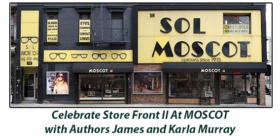 Store Front II at Moscot