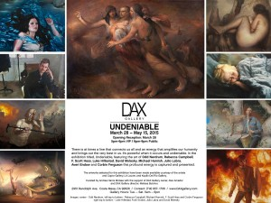 Undeniable - Dax Gallery