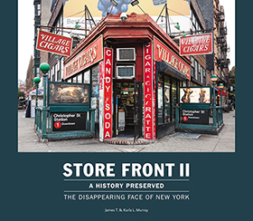Store Front II Cover