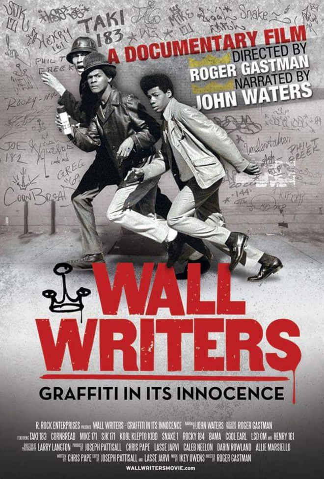 Wall Writers Film Poster